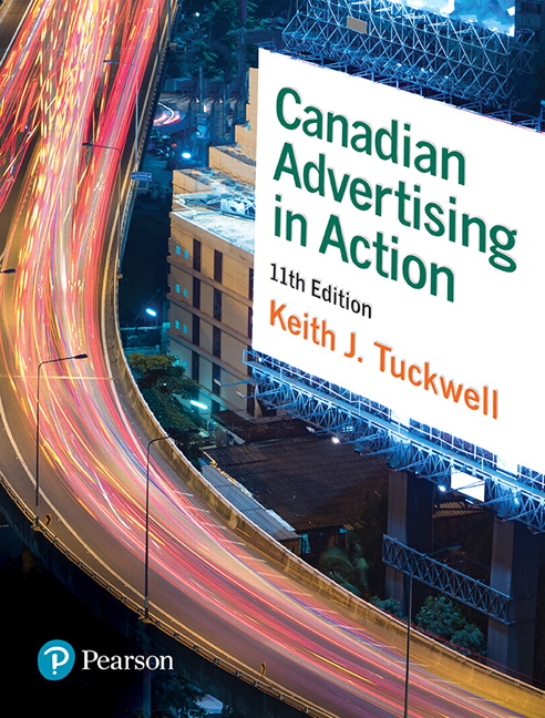 Solution Manual for Canadian Advertising in Action
