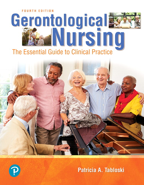 Test Bank for Gerontological Nursing -- Pearson eText 2.0 -- Instant Access