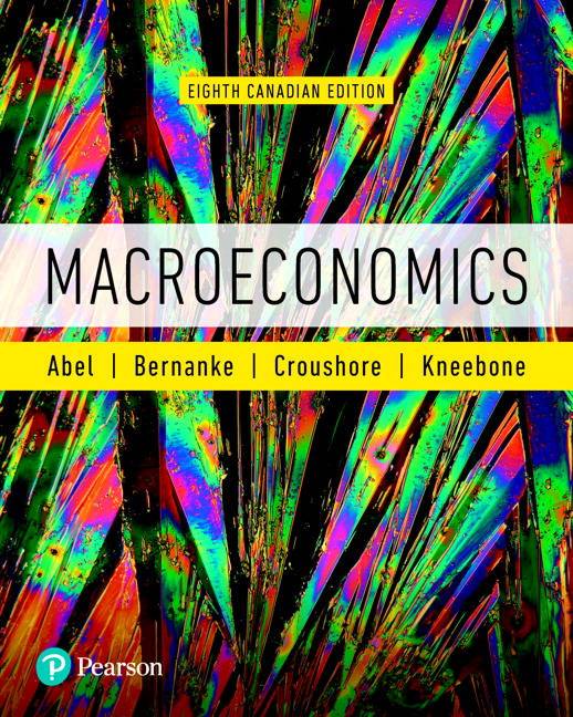 Test Bank for Macroeconomics 8th Canadian Edition Abel