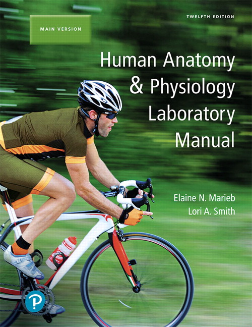 Solution Manual for Human Anatomy and Physiology Laboratory Manual