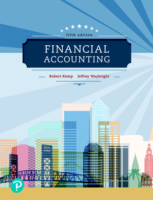 Test Bank for Financial Accounting 5th Edition Kemp
