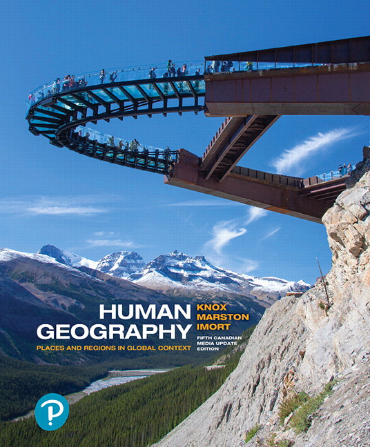 Solution Manual for Human Geography: Places and Regions in Global Context