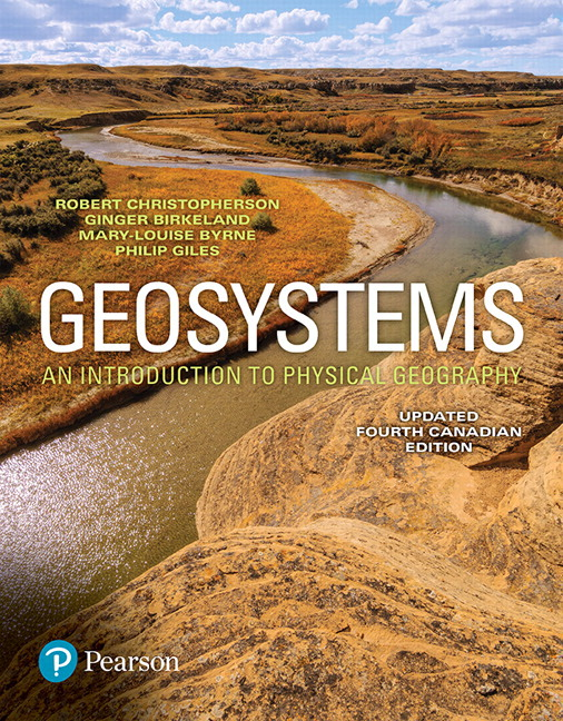 Solution Manual for Geosystems: An Introduction to Physical Geography