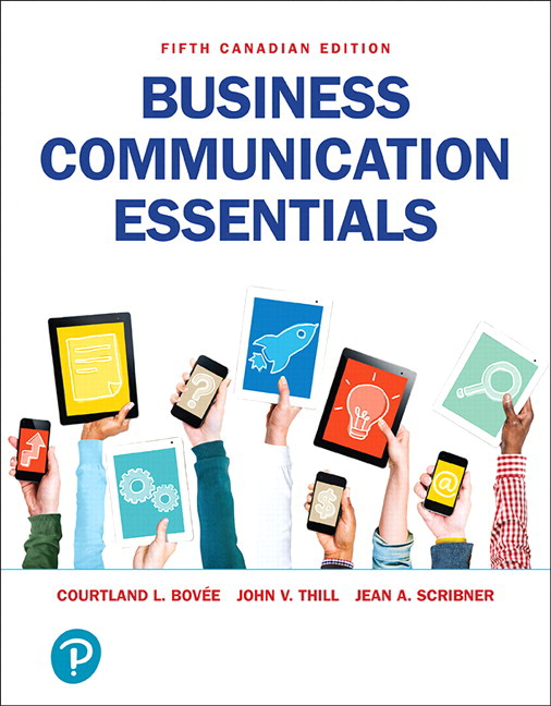 Test bank For Business Communication Essentials 5th Canadian Edition Courtland L. Bovee