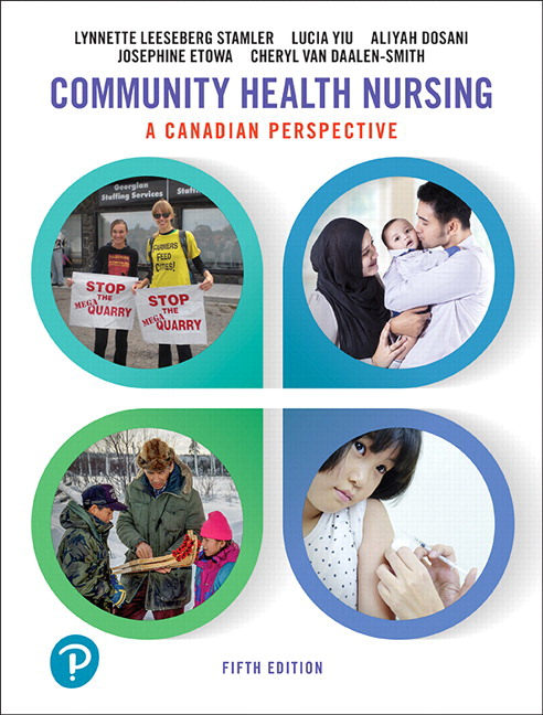 Solution Manual for Community Health Nursing: A Canadian Perspective