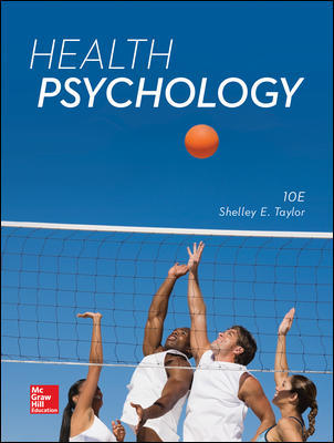 Solution Manual for Health Psychology 10th Edition By Shelley Taylor