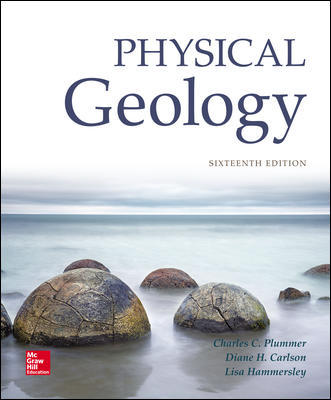Solution Manual for Physical Geology 16th Edition By Charles (Carlos) Plummer