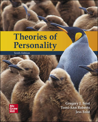 Test Bank for Theories of Personality 10th Edition By Jess Feist
