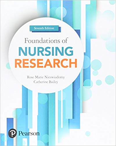Solution Manual for Foundations of Nursing Research