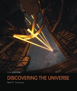 Test Bank for Discovering the Universe 11th Edition by Neil F. Comins