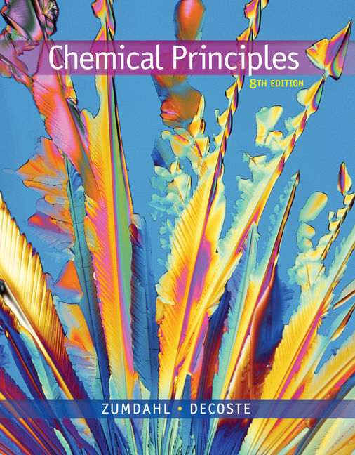 Solution Manual for Chemical Principles 8th Edition Zumdahl