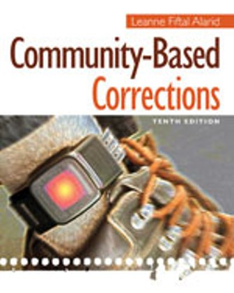Solution Manual for Community-Based Corrections