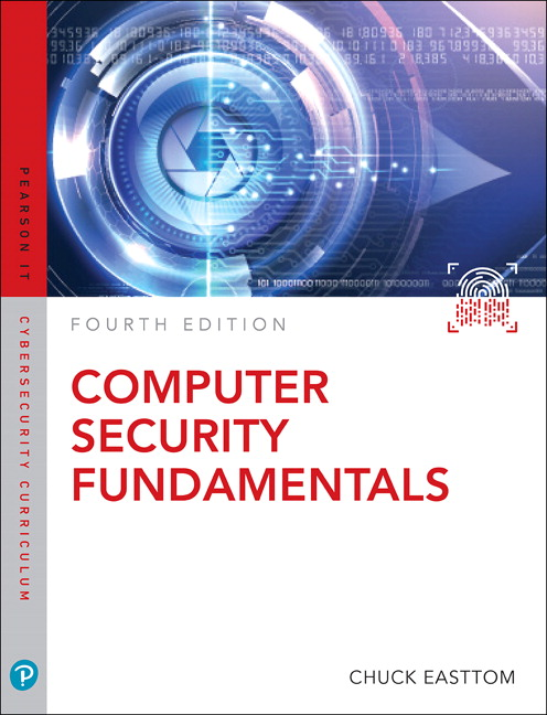 Solution Manual for Computer Security Fundamentals
