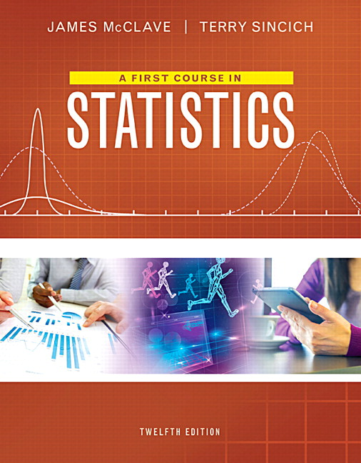 Solution Manual for First Course in Statistics