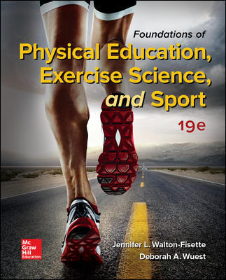 Solution Manual for Foundations of Physical Education