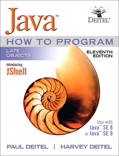 Solution Manual for Java How To Program