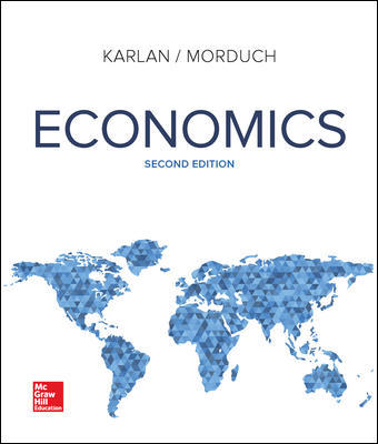 Solution Manual for Economics 2nd Edition By Dean Karlan