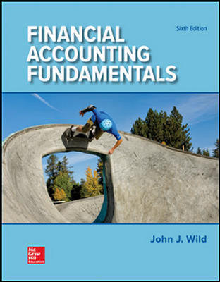 Solution Manual for Financial Accounting Fundamentals 6th Edition By John Wild