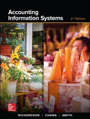 Test Bank for Accounting Information Systems 2nd Edition By Vernon Richardson and Chengyee Chang and Rod Smith