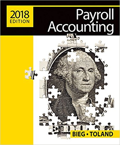 Solution Manual for Payroll Accounting 28th Edition By Bernard J. Bieg
