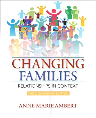 Test Bank for Changing Families: Relationships in Context