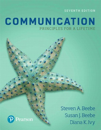 Test Bank for Communication: Principles for a Lifetime 7th Edition