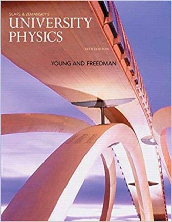 Test Bank for University Physics