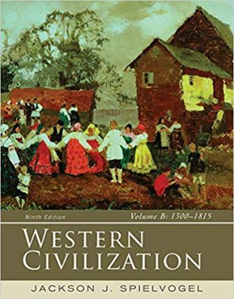 Test Bank for Western Civilization: Volume B: 1300 to 1815