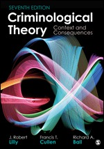 Test Bank for Criminological Theory Context and Consequences 7th Edition Lilly