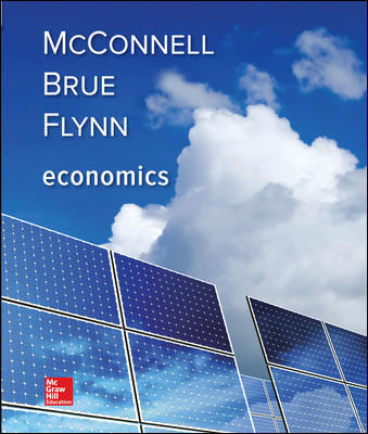 Test Bank for Economics 21st Edition By Campbell McConnell