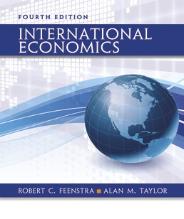 Test Bank for International Economics 4th Edition Feenstra