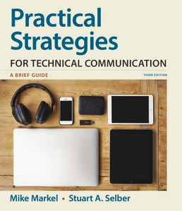 Test Bank for Practical Strategies for Technical Communication A Brief Guide 3rd Edition Mike Markel