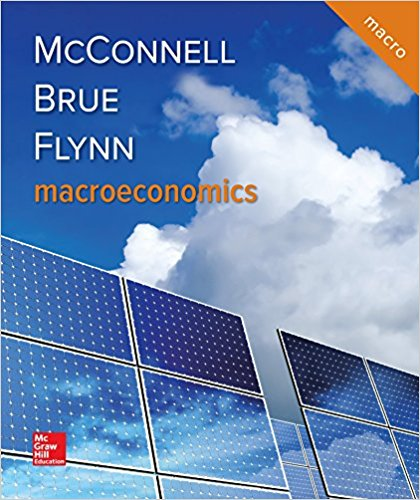 Test Bank for Macroeconomics 21st Edition Campbell McConnell