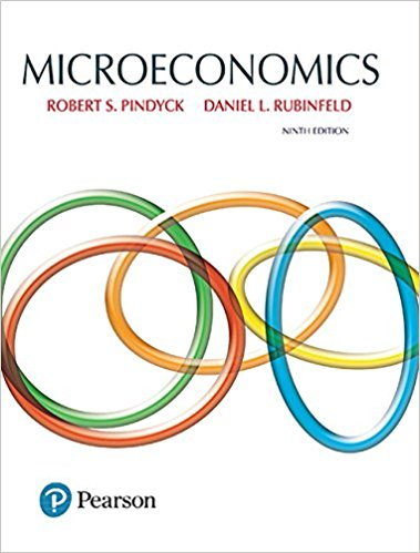 Test Bank for Microeconomics 9th Edition Pindyck