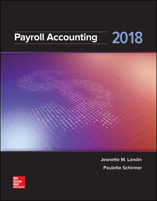 Test Bank for Payroll Accounting 2018 4th Edition By Jeanette Landin
