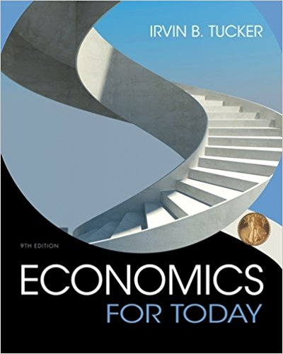 Test Bank for Economics For Today 9th Edition Irvin B. Tucker