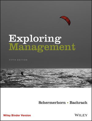 Test Bank for Exploring Management 5th Edition Schermerhorn