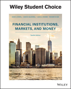 Test Bank for Financial Institutions