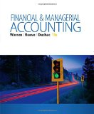 Test Bank for Financial and Managerial Accounting 13th Edition Carl S. Warren