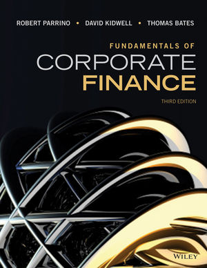 Test Bank for Fundamentals of Corporate Finance 3rd Edition Robert Parrino