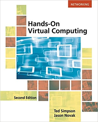 Solution Manual for Hands on Virtual Computing 2nd Edition Ted Simpson