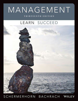 Test Bank for Management 13th Edition Schermerhorn