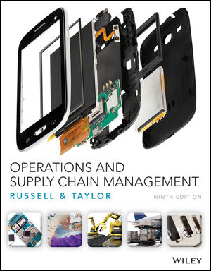 Test Bank for Operations and Supply Chain Management 9th Edition Roberta S. Russell