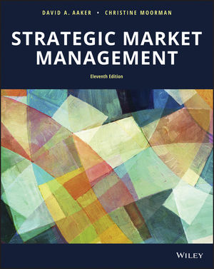 Test Bank for Strategic Market Management 11th Edition Aaker