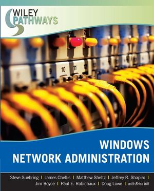 Test Bank for Wiley Pathways Windows Network Administration 1st Edition Suehring
