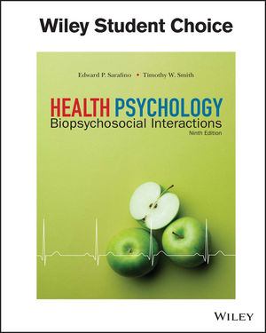 Test Bank for Health Psychology: Biopsychosocial Interactions 9th Edition Sarafino