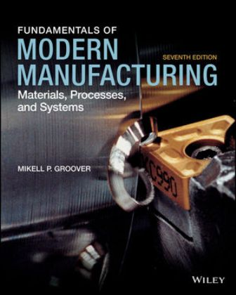 Test Bank for Fundamentals of Modern Manufacturing: Materials Processes and Systems 7th Edition Groover