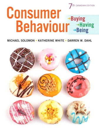 Solution Manual for Consumer Behaviour: Buying