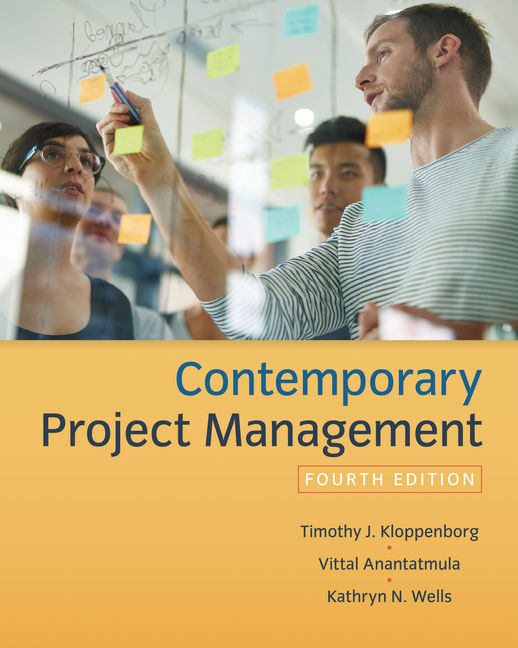Solution Manual for Contemporary Project Management