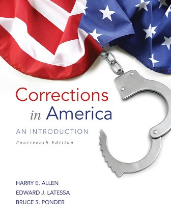 Solution Manual for Corrections in America: An Introduction